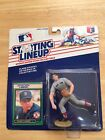 1989 ROGER CLEMENS Starting Lineup SLU Sports Figure RED SOX NEW In Package