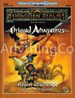 AD&D - 9257 - OA6 - Kara-Tur - Ronin Challenge - w/Maps - VG+/NM