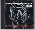 THE ALMIGHTY POWERTRIPPIN'  CD 1993 POLYDOR UK GRUNGE HEAVY METAL
