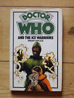 Doctor Who and the Ice Warriors 1976 WINGATE NOT EX LIBRARY VERY RARE
