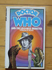 Doctor Who and the Loch Ness Monster 1977 WINGATE HARDBACK NOT EX LIB RARE