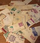 1930's Letters And Postcards Vintagr Lot Mystery Collection