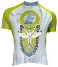 Retro Image Excelsior Bicycle Cycling Jersey Mens Short Sleeve New RUNS SMALL