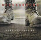 QUEENSRYCHE AMERICAN SOLDIER CD FROM 2009 MELODIC 80'S HARD ROCK GEOFF TATE