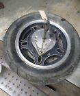 1982 Honda GL500 GL 500 Silverwing H1620' rear wheel rim comstar 16in OEM axle