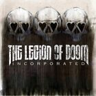 LEGION OF DOOM - Incorporated (Mashup CD / Senses Fail / Get Up Kids / KRS One)
