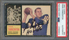 1962 Topps #90 Fran Tarkenton Signed RC PSA DNA Certified Authentic Auto