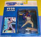 1996 RONDELL WHITE Montreal Expos Washington Nationals Rookie Starting Lineup
