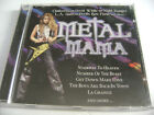 Metal Thunder: Metal Mania (CD, 2001, St-Clair) Great White, Kip Winger, etc.
