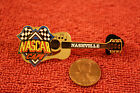 Nascar Cafe Nashville (closed) Guiter pin...