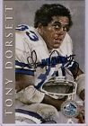 Tony Dorsett Cards, Rookie Card and Autographed Memorabilia Guide 25