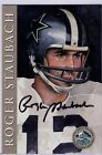 Roger Staubach 1998 Hall of Fame Signature Series 2500 Auto Cowboys