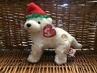 TY Beanie Baby - TINSEL The dog December  2003) (7.5 inches) Retired