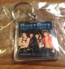 Keychain Quiet Riot music group photo double sided acrylic case key ring 1985
