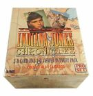 1992 Pro Set The Young Indiana Jones Trading Card Box 36 Packs Factory Sealed