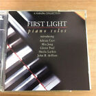 FIRST LIGHT PIAON SOLOS NARADA LOTUS  ND-61059 EU CD  Z-4334