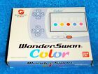 WonderSwan Color Game Console
