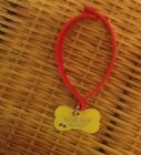 Build A Bear Accessories Red Puppy Dog Kitty Cat Collar With Tag