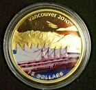 2008 Canada Proof $75 Gold Home of the 2010 Olympic Winter Games No Tax