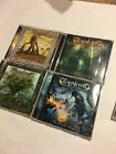 ELVeNKING CD LOT SET HEATHENREAL WYRD WINTER WAKE TWO TRAGEDY POETS SCYTHE
