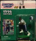 1996 Marshall Faulk Indianapolis Colts Starting Lineup Football St Louis Rams