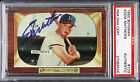 Eddie Mathews Cards and Autographed Memorabilia Guide 37