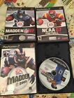 Poaystation 2 Sports Games Lot Of 4