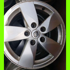4 ALLOY WHEELS ORIGINAL RENAULT LAGUNA RANGE 16