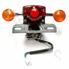 TAILLIGHT ASSEMBLY CHINESE GY6 SCOOTER RETRO STYLE BMS BELLO FIRENZE ROKETA ZNEN
