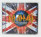 Rock of Ages: The Definitive Collection by Def Leppard (2-CD Set, 2005)