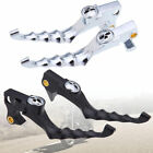 Skull Hand Brake Clutch Levers For Harley Sportster 883 Super Low XL883L 2015