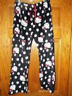 Jrs size L Helo Kitty fleece pj bottoms
