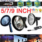Super Bright Searchlight Handheld Portable Spotlight LED Waterproof Fashlight