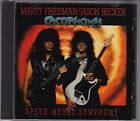 Cacophony - Speed Metal Symphony - CD (9577-2 Roadrunner 1987 Germany)