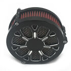 Clarity Air Cleaner Intake Filter For HARLEY Dyna FXD FLST FXST 2008