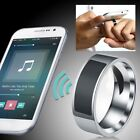 US NFC Smart Ring Lock Ring Magic Waterproof Wearable For Android Hauwei HTC DS