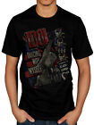 Official Billy Idol Dancing With Myself T Shirt Happy Holidays Devils Playground