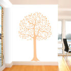 7 FT Tree in MATTE FINISH Wall Decal Deco Art Sticker Mural in Color 712
