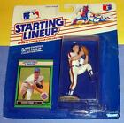 1989 DAVID CONE New York Mets Rookie #44 - FREE s/h - Kenner Starting Lineup