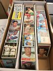 1960 TO 1969 TOPPS BASEBALL COLLECTION <2375 CARDS> BK $9445 *STARS*