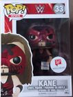 Funko Pop! Kane #33, Walgreens Exclusive, WWE, RAW, Smackdown, Team Hell Yes!!!