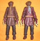 Tenth DOCTOR WHO 2x Scarecrow Blue Brown Tie Bundle Job Lot 10th Scare Crow