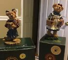 Boyds Bears Special Edition Teddy Bears Picnic & The Choir Singer Lot Of 2