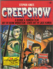 Stephen Kings CREEPSHOW A George Romero Film 1982 BERNI WRIGHTSON Signed 1st