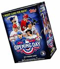 2017 Topps Opening Day Baseball Series Unopened Blaster Box with 11 Packs of ...