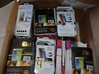 Cell Phone Tempered Glass Screen Protector Film Mixed Brands Lot of 366 DEALER
