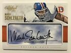 2017 Certified Cuts Mark Schlereth Retired Cuts Autograph 3 5 Broncos