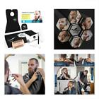 Beard Grooming Kit For Men-5 1 Apron Bib Cape & Shaping Tool Shaper Gift Care By