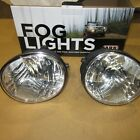 ARB bullbar fog lights