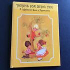 Vintage Hallmark small gift book appreciation themed